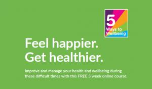 Feel happier. get healthier.