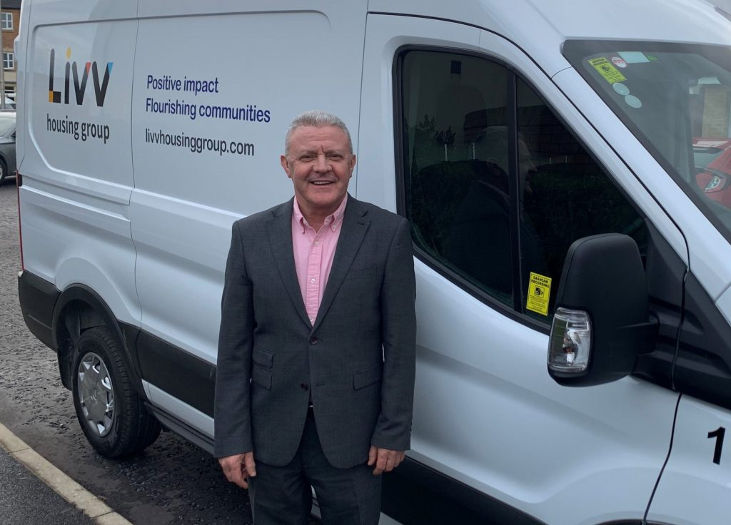 Livv Housing Group reduces carbon footprint by 17%