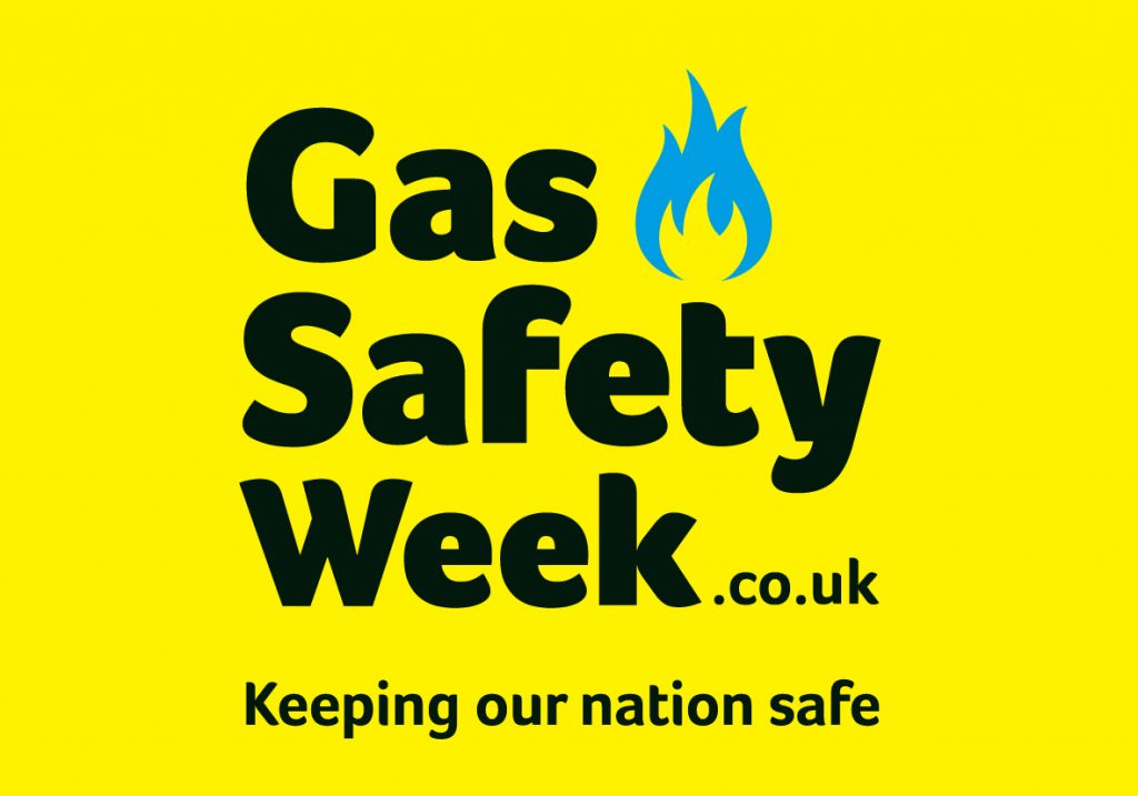 We're supporting Gas Safety Week
